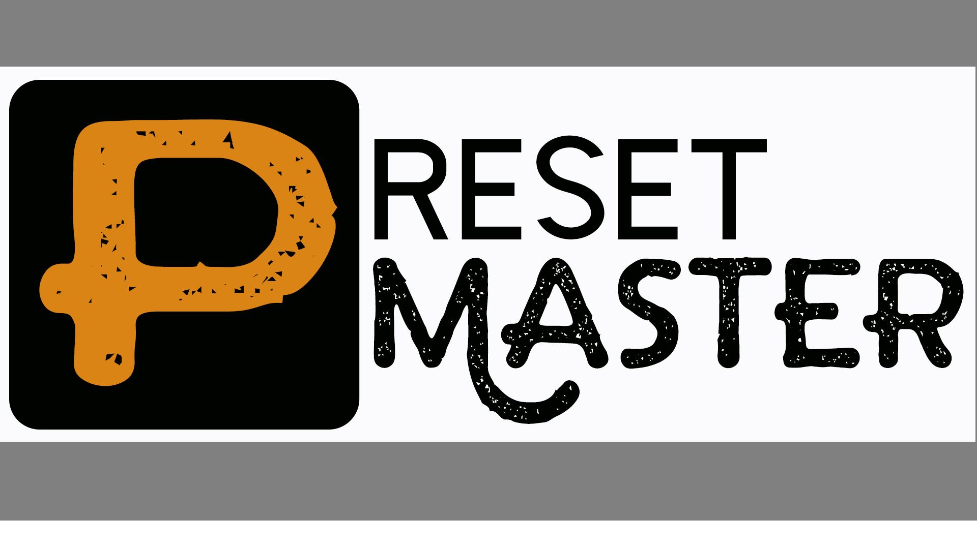 PresetMaster